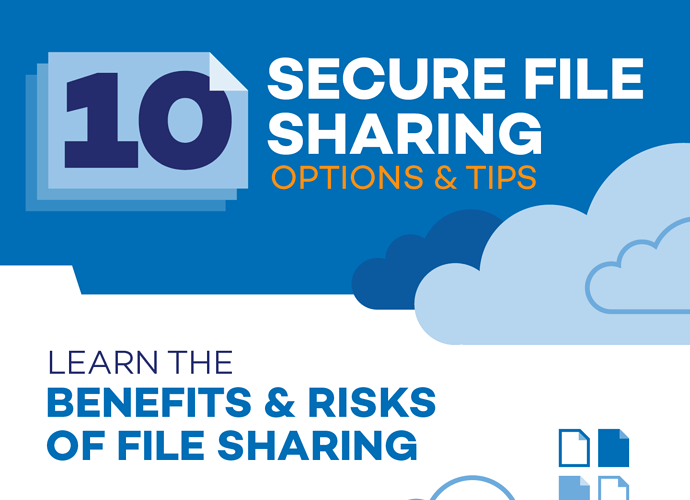 10 Secure File Sharing Options and Tips - Malware News
