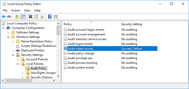 Bypassing SACL Auditing on LSASS - Malware Analysis