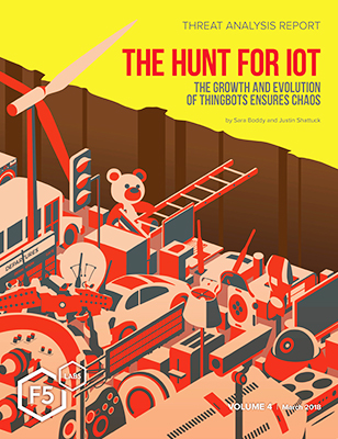 The Hunt for IoT: The Growth and Evolution of Thingbots Ensures Chaos (Volume 4)
