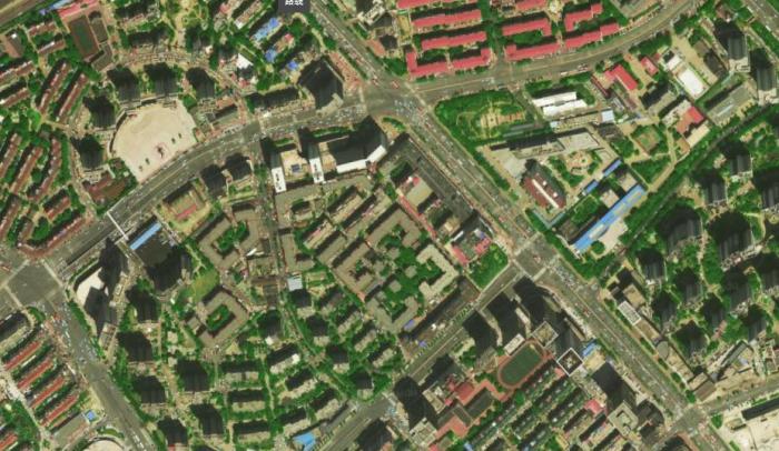 Guanfu Mansion Xinkai Road Satellite
