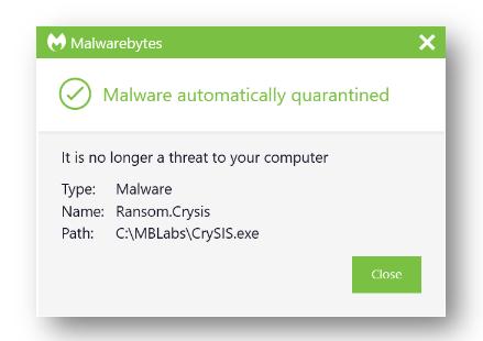 crysis quarantined