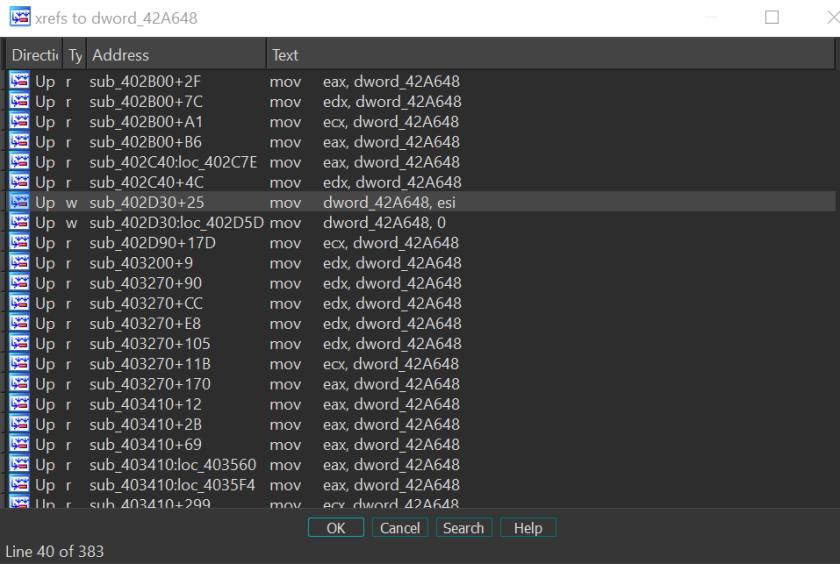Using IDA Python to analyze Trickbot - Malware Analysis - Malware