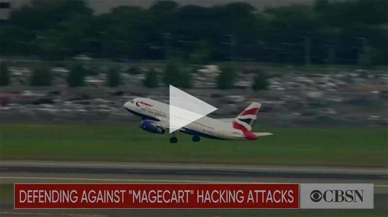 CBS News: A Look Behind the Magecart Hack Assault on E-commerce